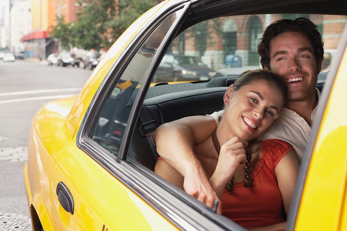 такси знакомиться в